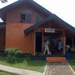 Photo taken at Villa Puncak Kana by Togu T. on 9/7/2013