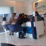 Photo taken at XL Center Office BSD by Wisnu B. on 3/5/2013