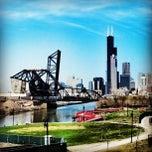Photo taken at 18th Street Bridge by Radim S. on 4/27/2013