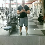 Photo taken at 24 Hour Fitness by Brandon F. on 11/20/2014