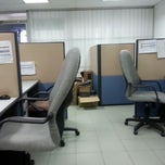 Photo taken at nextwave communications sdn bhd by Ali A. on 10/29/2012