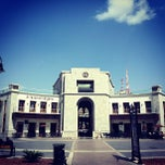 Photo taken at Plaza Bicentenario by Lizbeth C. on 4/11/2013