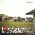 Photo taken at Sekolah Menengah Kebangsaan Cheras by Hariz Z. on 2/6/2013