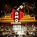 Photo taken at Alamo Drafthouse Cinema – Slaughter Lane by Cathy B. on 9/2/2013