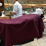 Photo taken at Midway Barbershop by George P. on 11/19/2012