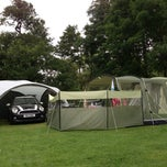 Photo taken at Kingsbury Camping and Caravanning Club Site by Tim F. on 8/26/2013