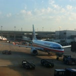 Photo taken at Gate D38 by Maria V. on 9/4/2013