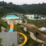 Photo taken at Kampung Gajah Wonderland by Devayuga L. on 10/28/2012
