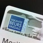 Photo taken at Vakantiebeurs by Merijn V. on 1/8/2013