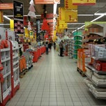 Photo taken at Auchan by Syed Ahsan A. on 12/15/2014