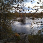 Photo taken at Susquehanna State Park by Adrian H. on 11/2/2013
