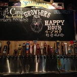 Photo taken at Growler's Pub by Steve P. on 4/26/2013