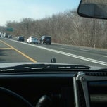 Photo taken at LIE Exit 36 by George D. on 1/8/2013
