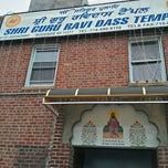 Photo taken at Guru Ravidass Temple by Paramendra B. on 3/31/2013