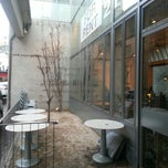 Photo taken at 페이퍼가든 (Paper Garden) by Junshik A. on 2/24/2013