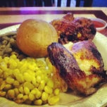 Photo taken at Athena Roasted Chicken by Jonathan G. on 10/25/2012