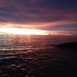 Photo taken at Pantai Padang by Jyestha B. on 4/23/2013