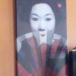 Photo taken at Ikyu Sushi by Jenn on 5/15/2013