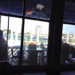 Photo taken at Dockside Cafe by Brian B. on 8/17/2013