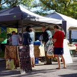 Photo taken at Oberlin Farmers Market by Edsel L. on 9/27/2014