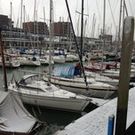 Photo taken at Jachthaven Scheveningen by HJ F. on 2/24/2013