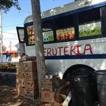 Photo taken at Juan Pablo Duarte Park by Roberto B. on 4/12/2013