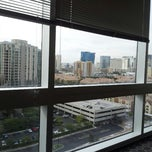 Photo taken at Snell & Wilmer Law Offices by @Vegaswinechick on 11/15/2012
