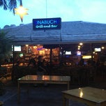 Photo taken at Kinabuch's Bar and Grill by Ara A. on 7/27/2013