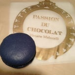 Photo taken at Passion du Chocolat by Gabrielle F. on 5/20/2013
