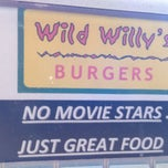 Photo taken at Wild Willy's Burgers by Jeff C. on 1/4/2013