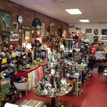 Photo taken at East Hill Antiques by Mark on 10/14/2014