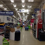 Photo taken at Lowe's Home Improvement by Danielle B. on 11/18/2013