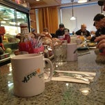 Photo taken at Astro Diner by Ben R. on 11/10/2012