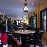 Photo taken at Warung Doel by Arfa R. on 1/5/2014