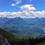 Photo taken at Mount Si Summit by onurka on 6/1/2013