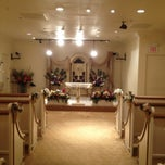 Photo taken at Chapel of the Fountain by Nelly N. on 4/17/2014