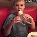 Photo taken at Johnny Caces Seafood and Steakhouse by John Mark C. on 11/23/2014