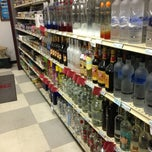 Photo taken at Virginia ABC Store by Jay on 12/24/2012