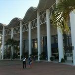 Photo taken at Centro Internacional de Convenciones by Juan Hilario P. on 11/8/2012