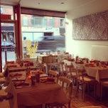 Das Foto wurde bei Van Horne Restaurant von Mayssam S. am 4/23/2013 aufgenommen