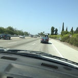 Photo taken at I-605 (San Gabriel River Freeway) by Theresa A. on 5/6/2012