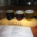 Photo taken at Rogue Ales Public House by Shai H. on 6/22/2013