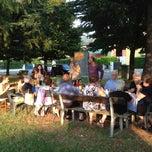 Photo taken at Parco Via Nino Bixio by Alessandro F. on 8/31/2013