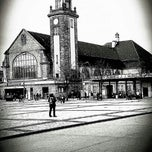 Photo taken at Hagen Hauptbahnhof by Björn K. on 3/18/2013