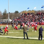 Photo taken at Bowditch Field by Charlie P. on 11/22/2012