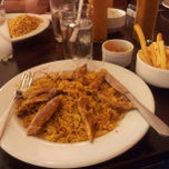 Photo taken at Nando's by Alizay A. on 11/6/2012