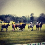 Photo taken at Delhi Riding Club by Suket D. on 2/13/2013