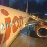 Photo taken at Gate A1 by Ricardo C. on 2/3/2013