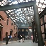 Photo taken at United States Holocaust Memorial Museum by Chad M. on 2/1/2013