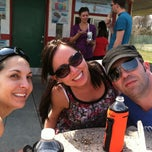 Photo taken at Rita's Water Ice by Devin S. on 4/8/2013